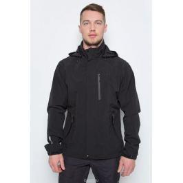 Куртка мужская Rukka, цвет: черный. 979300296RV_990. Размер XXL (56)