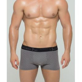 Трусы-боксеры мужские By Salvador Dali, цвет: серый. SD2017-2. Размер XXL (52)