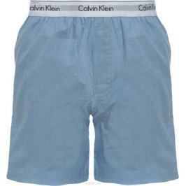 Шорты для дома мужские Calvin Klein Underwear, цвет: голубой. NM1523E_5CH. Размер XL (52)