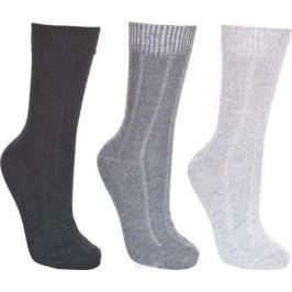 Комплект носков Trespass Intense, цвет: разноцветный, 3 пары. UASOCAD20001. Размер 41/46