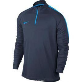 Лонгслив мужской Nike Dry Football Drill Top, цвет: синий. 839344-454. Размер S (44/46)