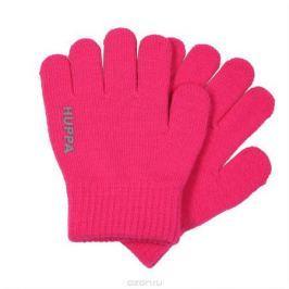 Перчатки детские Huppa Levi, цвет: фуксия. 82050000-00063. Размер 2