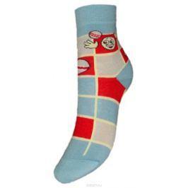 Носки детские Гранд, цвет: голубой, 2 пары. YCL35. Размер 18/20