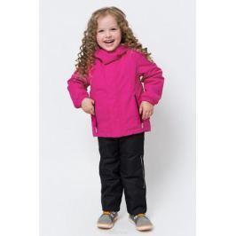 Куртка детская Reima Tailslide, цвет: розовый. 5215543560. Размер 140