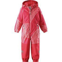 Комбинезон утепленный детский Reima Reimatec Kapelli, цвет: красный. 520217R3341. Размер 110