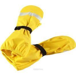 Варежки детские Lassie, цвет: желтый. 5272072350. Размер 4