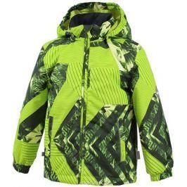 Куртка детская Huppa Jody, цвет: лайм. 17000004-82347. Размер 152