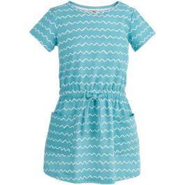 Платье для девочки Button Blue, цвет: бирюзовый. 118BBGC50013313. Размер 152