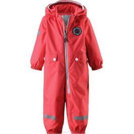 Комбинезон утепленный детский Reima Reimatec Fangan, цвет: красный. 510289R3340. Размер 92