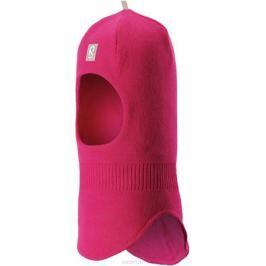 Шапка-шлем детская Reima Honka, цвет: фуксия. 5184524620. Размер 52