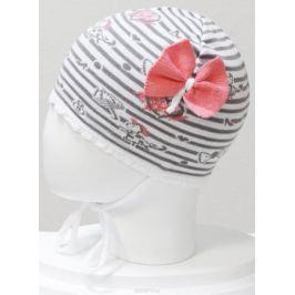 Шапка для девочки Marhatter, цвет: серый. MGH6400. Размер 50/52