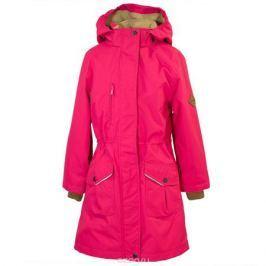Куртка для девочки Huppa Mooni, цвет: фуксия. 17850010-00063. Размер 134