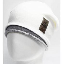 Шапка для девочки Marhatter, цвет: белый. MFH7498. Размер 55/56