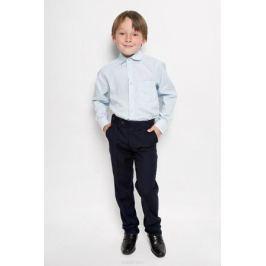 Рубашка для мальчика Imperator, цвет: светло-голубой. Graf 3/41. Размер 34/146-152