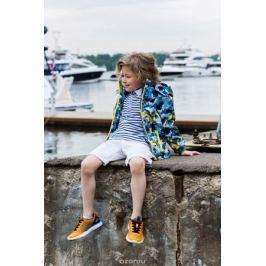 Куртка для мальчика atPlay!, цвет: серо-голубой. 2jk708. Размер 110, 5-6 лет
