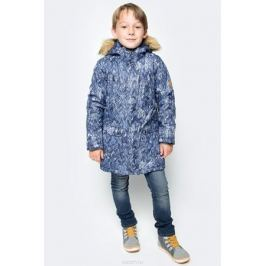 Куртка для мальчика Huppa Vesper, цвет: темно-синий. 17480030-73286. Размер 122