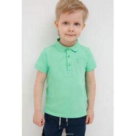 Поло для мальчика Acoola Zweig, цвет: светло-зеленый. 20120110103_2200. Размер 128