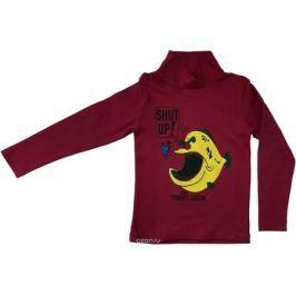 Водолазка для мальчика Arge Fashion, цвет: бордовый. MRM-15B-42 7003-8. Размер 128