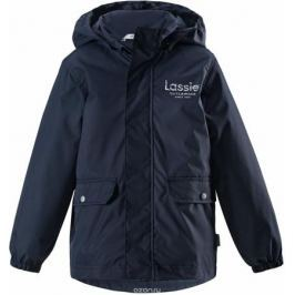 Куртка для мальчика Lassie, цвет: синий. 7217296960. Размер 140