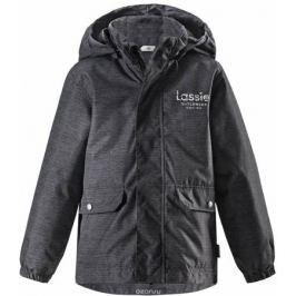 Куртка для мальчика Lassie, цвет: серый. 7217299261. Размер 140