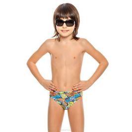 Купальные плавки для мальчика Arina Nirey, цвет: синий. BP 121801. Размер 116/122