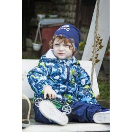 Комплект верхней одежды для мальчика Reike, цвет: темно-синий. 40 201 222_DNS(60) navy. Размер 98, 3 года