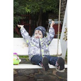 Комплект верхней одежды для мальчика Reike, цвет: серый. 40 201 100_DNS(60) grey. Размер 98, 3 года