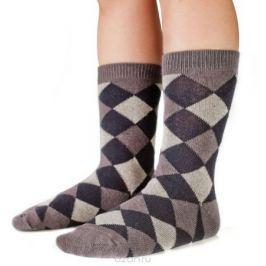 Носки для мальчика Idilio, цвет: серый. SB09. Размер 30/32