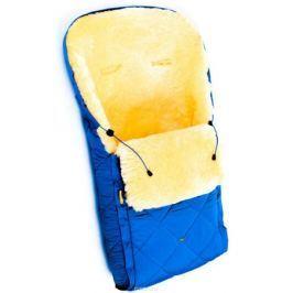 Конверт в коляску Ramili Baby Classic, цвет: синий. CL10BLUE. Размер универсальный
