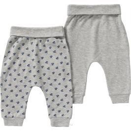 Брюки спортивные для мальчика ARTIE, цвет: серый. 070071 сер/сер. Размер 86