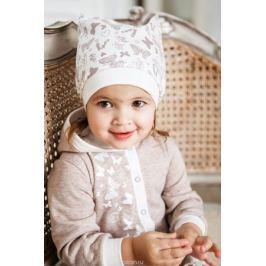 Шапка для девочки Lucky Child Дюймовочка, цвет: мультиколор. 37-9/цв. Размер 45
