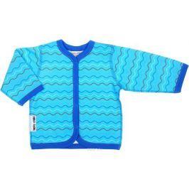 Кофта детская Luky Child, цвет: голубой, синий. А5-120. Размер 86/92