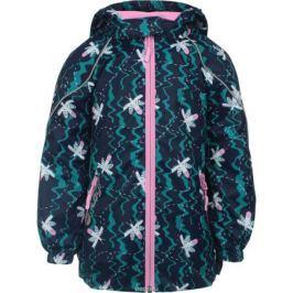 Куртка для девочек atPlay!, цвет: синий. 1jk803. Размер 86