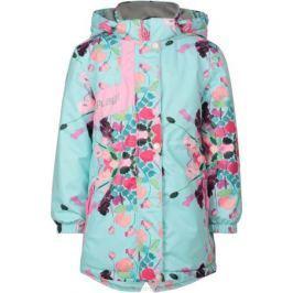 Куртка для девочек atPlay!, цвет: мятный. 1jk805. Размер 86