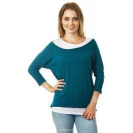 Блузка для беременных и кормящих Mum's Era Адель, цвет: темно-зеленый. 35229. Размер M (46/48)