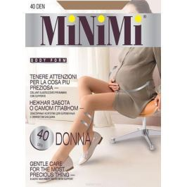 Колготки для беременных Minimi Donna 40, цвет: Daino (загар). Размер 4