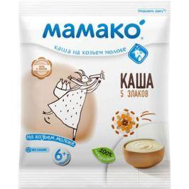 Мамако каша 5 злаков на козьем молоке, 30 г