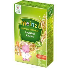 Heinz каша рисовая низкоаллергенная, с 4 месяцев, 160 г