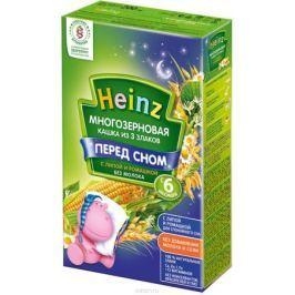 Heinz каша многозерновая из 3 злаков с липой и ромашкой, с 6 месяцев, 200 г