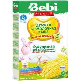 Bebi Премиум каша Кукурузная низкоаллергенная с пребиотиками, с 5 месяцев, 200 г