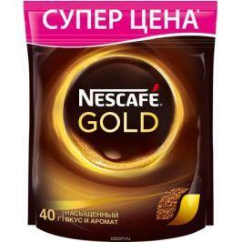 Nescafe Gold 100% кофе растворимый сублимированный, 40 г