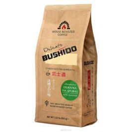 Bushido Delicato кофе молотый, 250 г