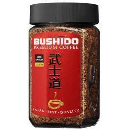 Bushido Red Katana кофе растворимый, 50 г