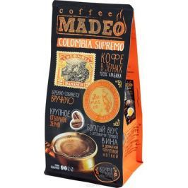 Madeo Colombia Supremo Damasco кофе в зернах, 200 г