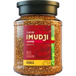 Imudji Red Dragon кофе растворимый, 100 г