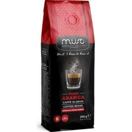 Must Pure Arabica кофе в зернах, 250 г