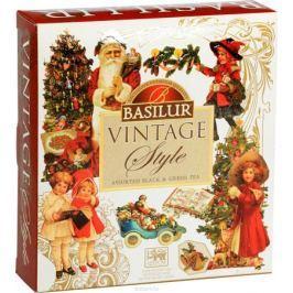 Basilur Vintage Assorted подарочный набор, 40 шт