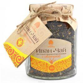 Сибирский кедр чайный напиток Иван чай с облепихой, 80 г
