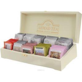 Ahmad Tea Подарочная шкатулка чай в пакетиках, 100 шт