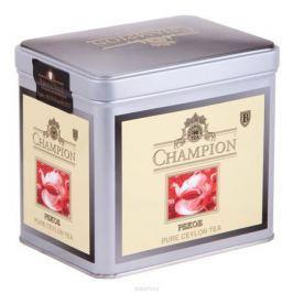 Champion Пеко черный листовой чай, 250 г (металлическая банка)